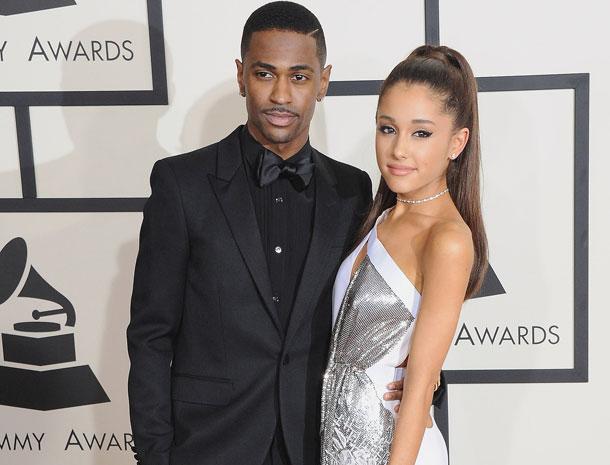Ariana Grande, Big Sean, rupturas