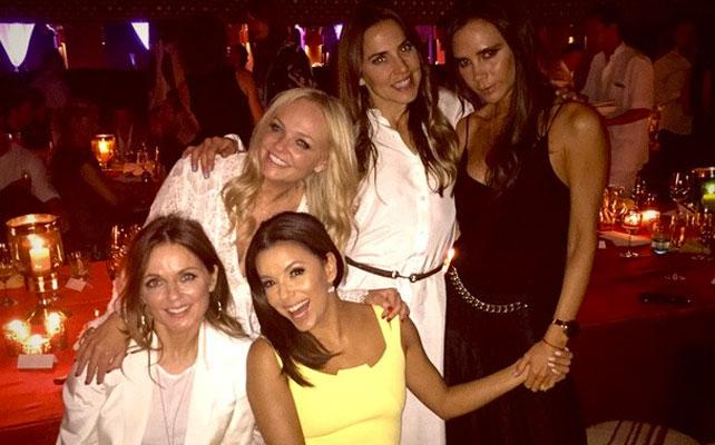 Spice Girls reunion para artículo