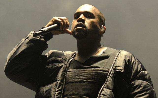 Kanye West para artículo