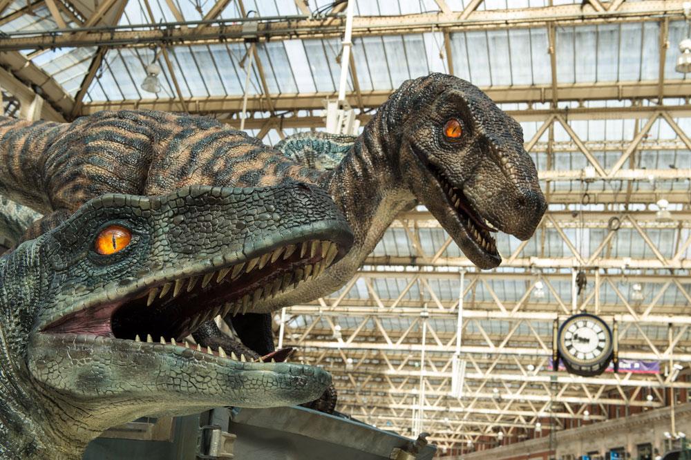 Jurassic World para artículo