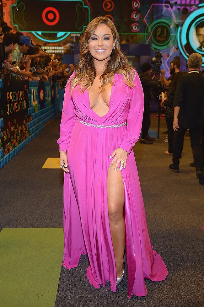 Chiquis Rivera Nos Habla Sobre Su Vestido En Premios