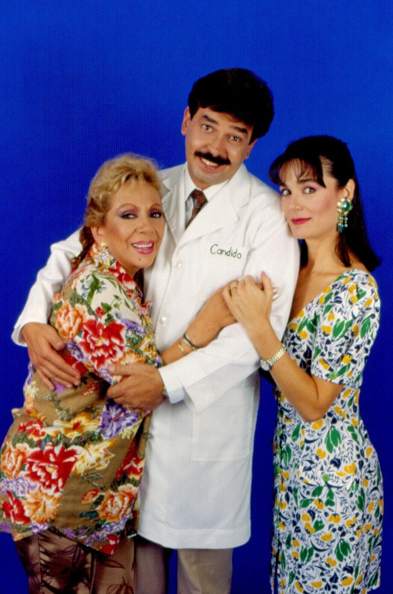 DR. CÁNDIDO PÉREZ; series cómicas