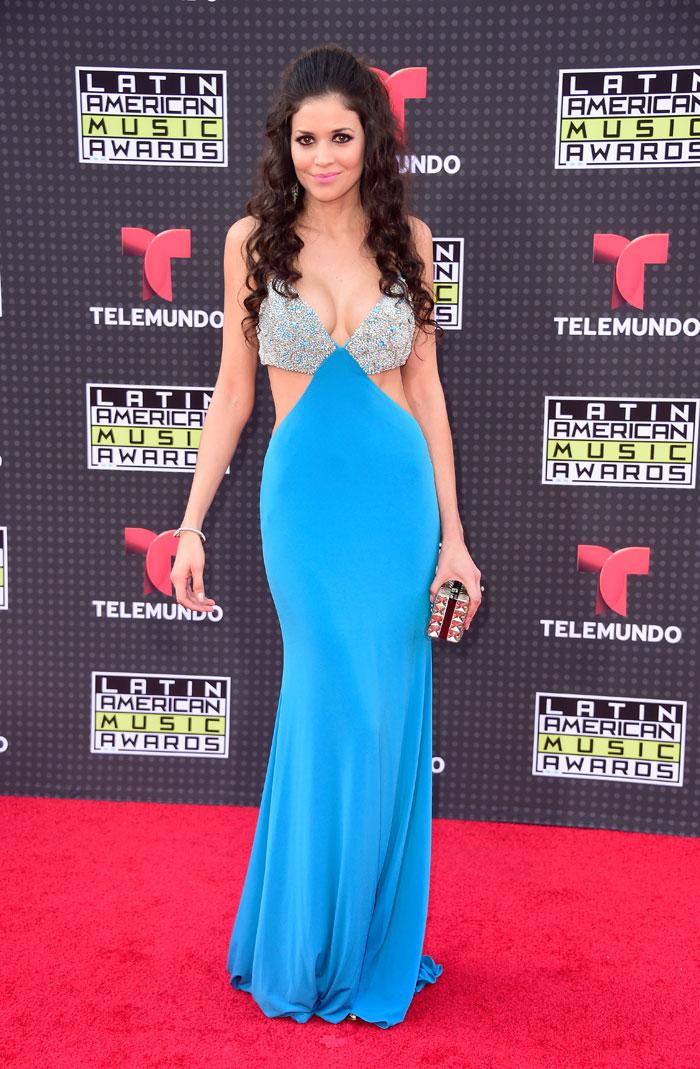 Latin American Music Awards 2015, Kary Musa