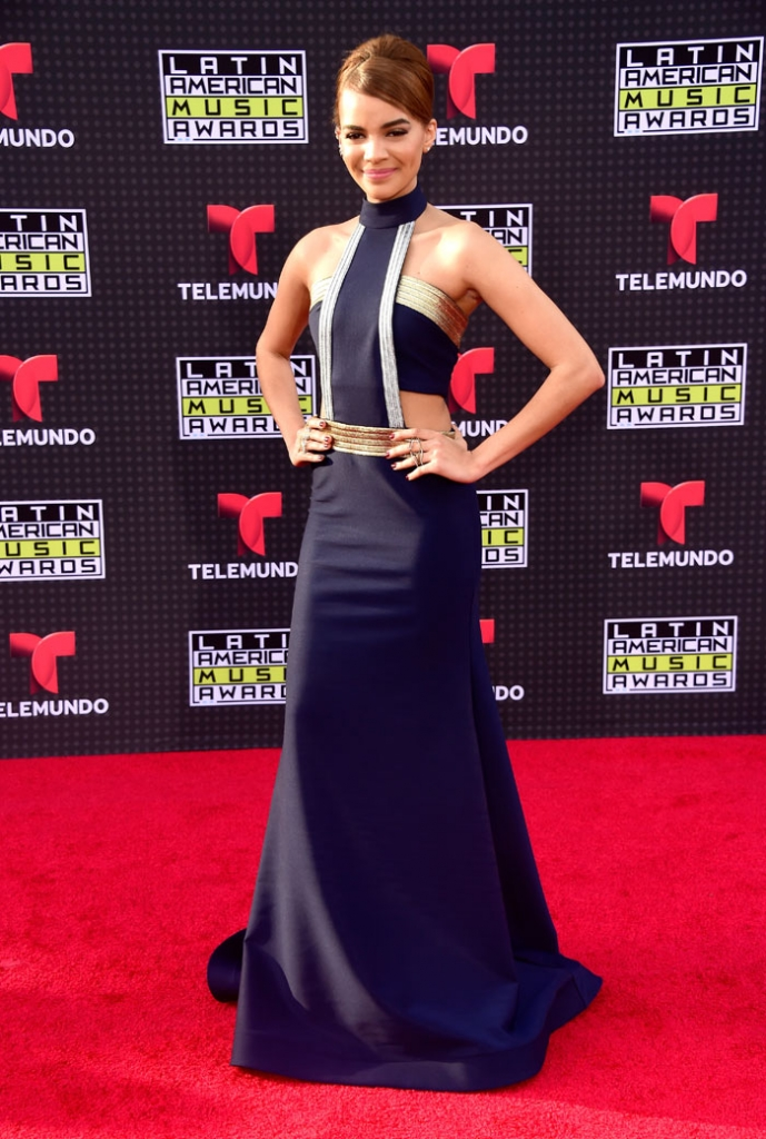 Latin American Music Awards 2015, Leslie Grace