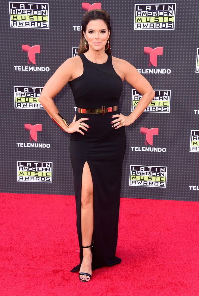 Latin American Music Awards 2015, Rashel Díaz