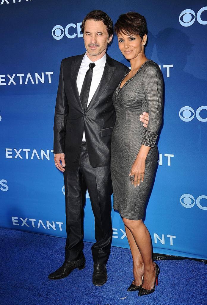 Halle Berry y Olivier Martinez