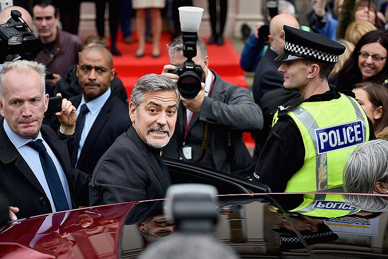 George Clooney, Míralos