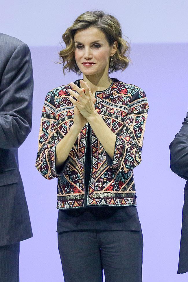 Reina Letizia, Míralos