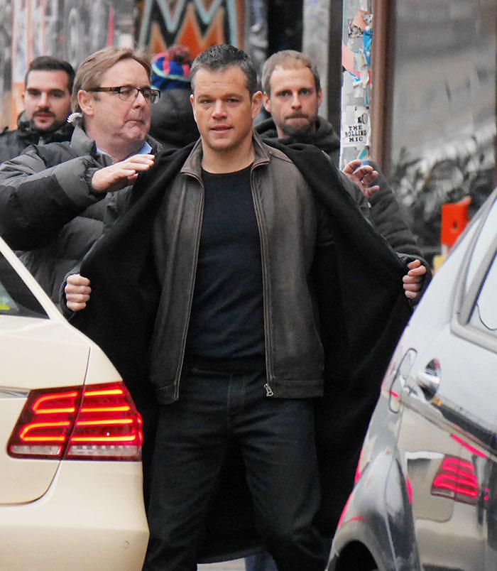 Miralos, Matt Damon