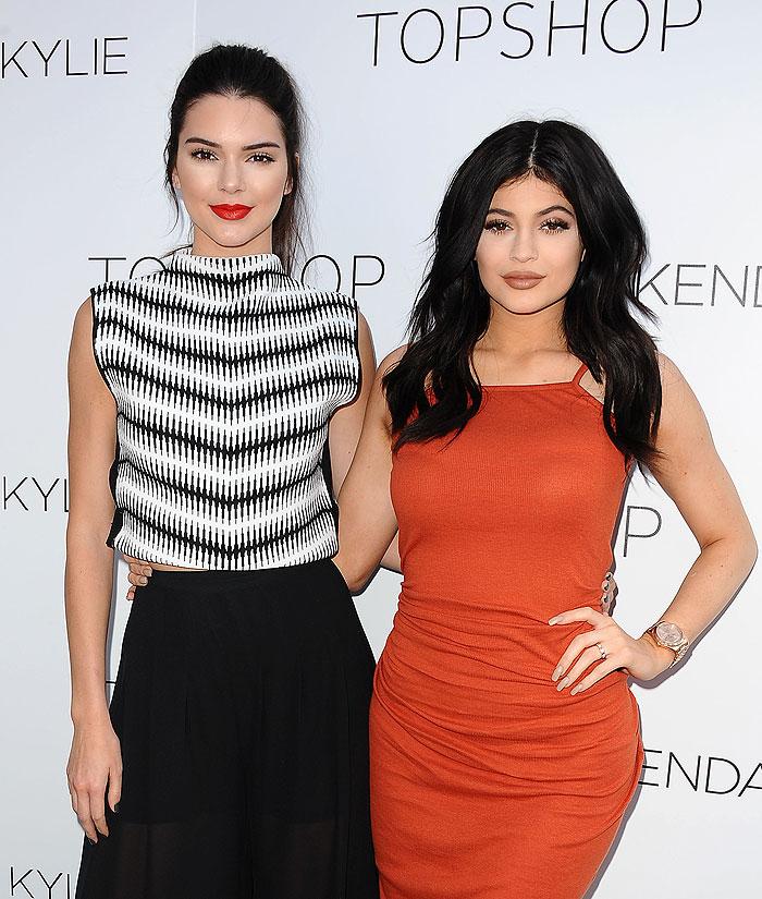 Kendall y Kylie