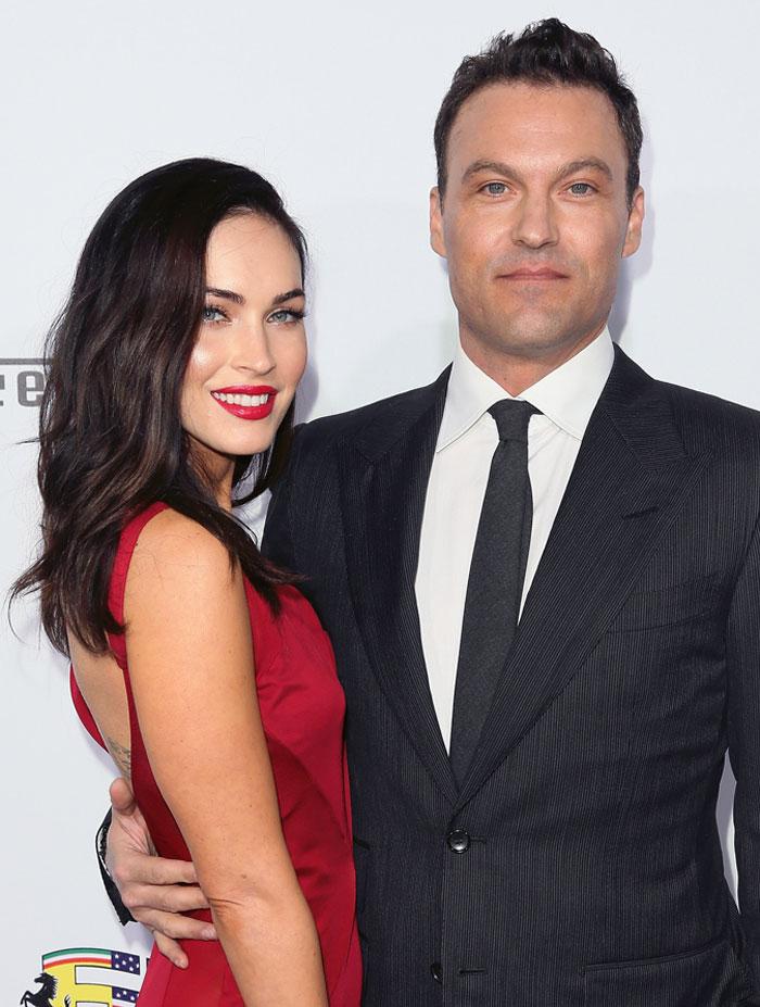 Megan Fox, Brian Austin Green, separacion, rupturas 2015
