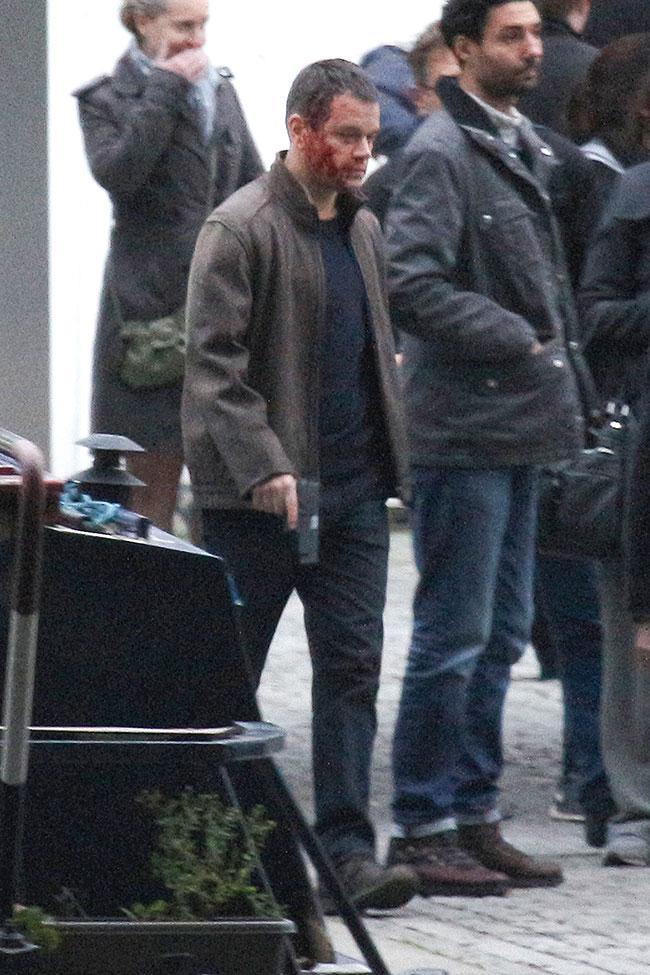 Matt Damon, Míralos