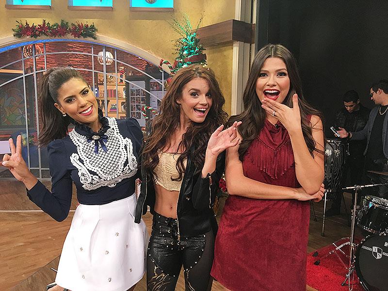 Melody, Francisca Lachapel, Ana Patricia, Míralos