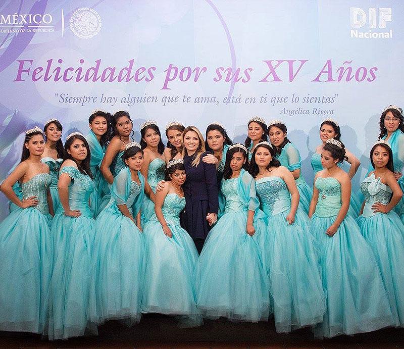 Angélica Rivera, Míralos