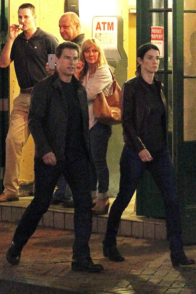 Tom Cruise, Cobie Smulders, Míralos