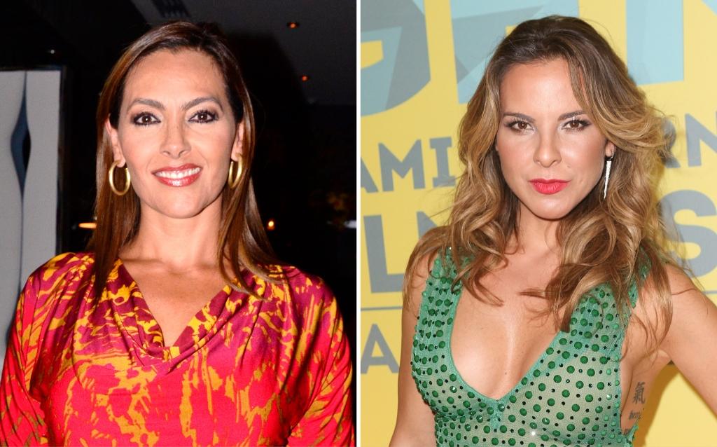 Verónica Del Castillo y Kate del Castillo