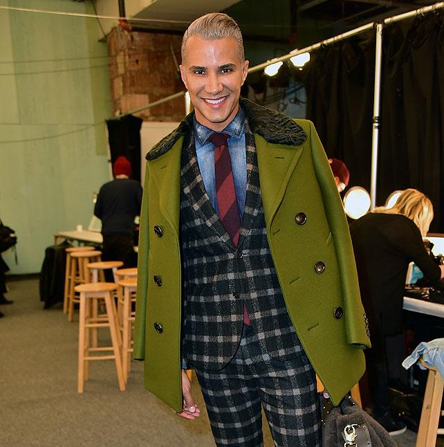 Jay Manuel, BCBG semana de la moda