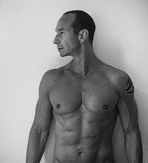 Erik Rubin, 45 años