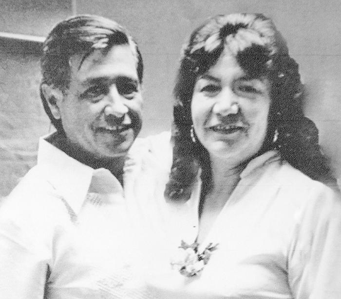 Cesar y Helen Chávez