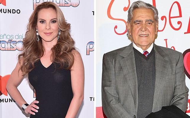 Eric Del Castillo Asegura Que La Foto De Su Hija Con El Hijo Del People En Espanol