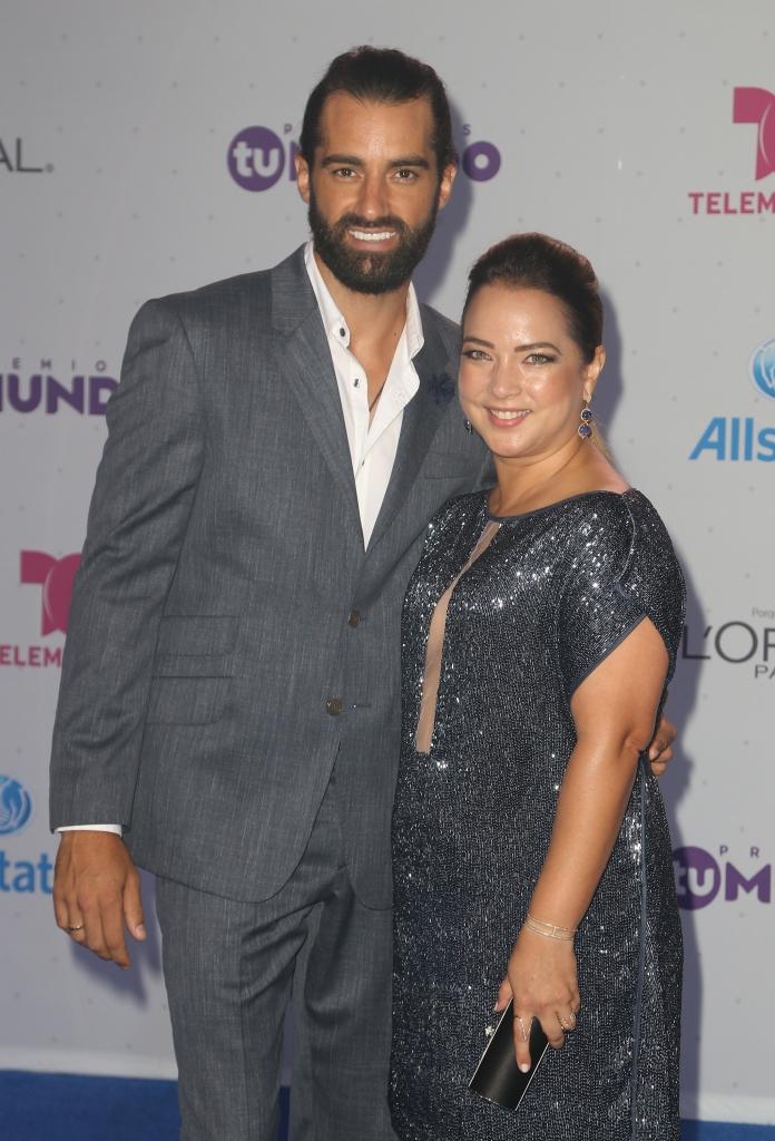 Toni Costa y Adamari Lopez