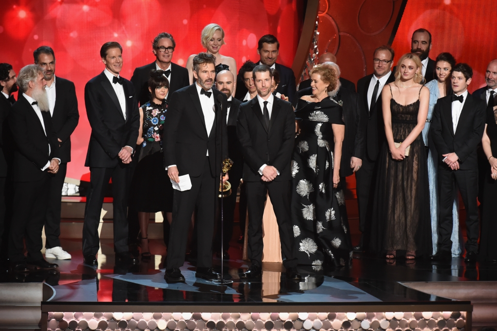 Emmys, Game of Thrones, Producers