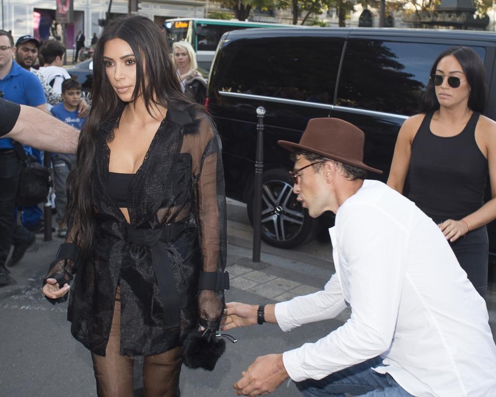 Kim Kardashian y Vitalii Sediuk