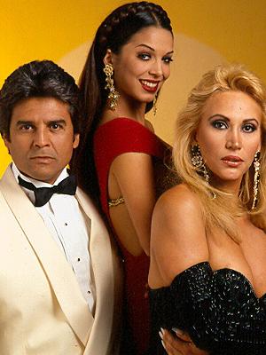 Erick Estrada, Bibi Gaytán, Laura León, Dos mujeres un camino, 20 mejores finales de telenovela