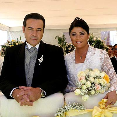 César Évora, Victoria Ruffo, La madrastra