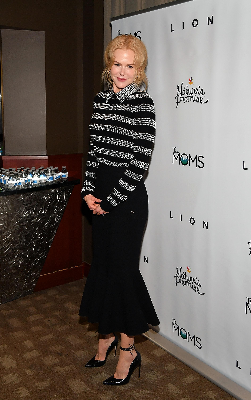 Nicole Kidman, look del dia