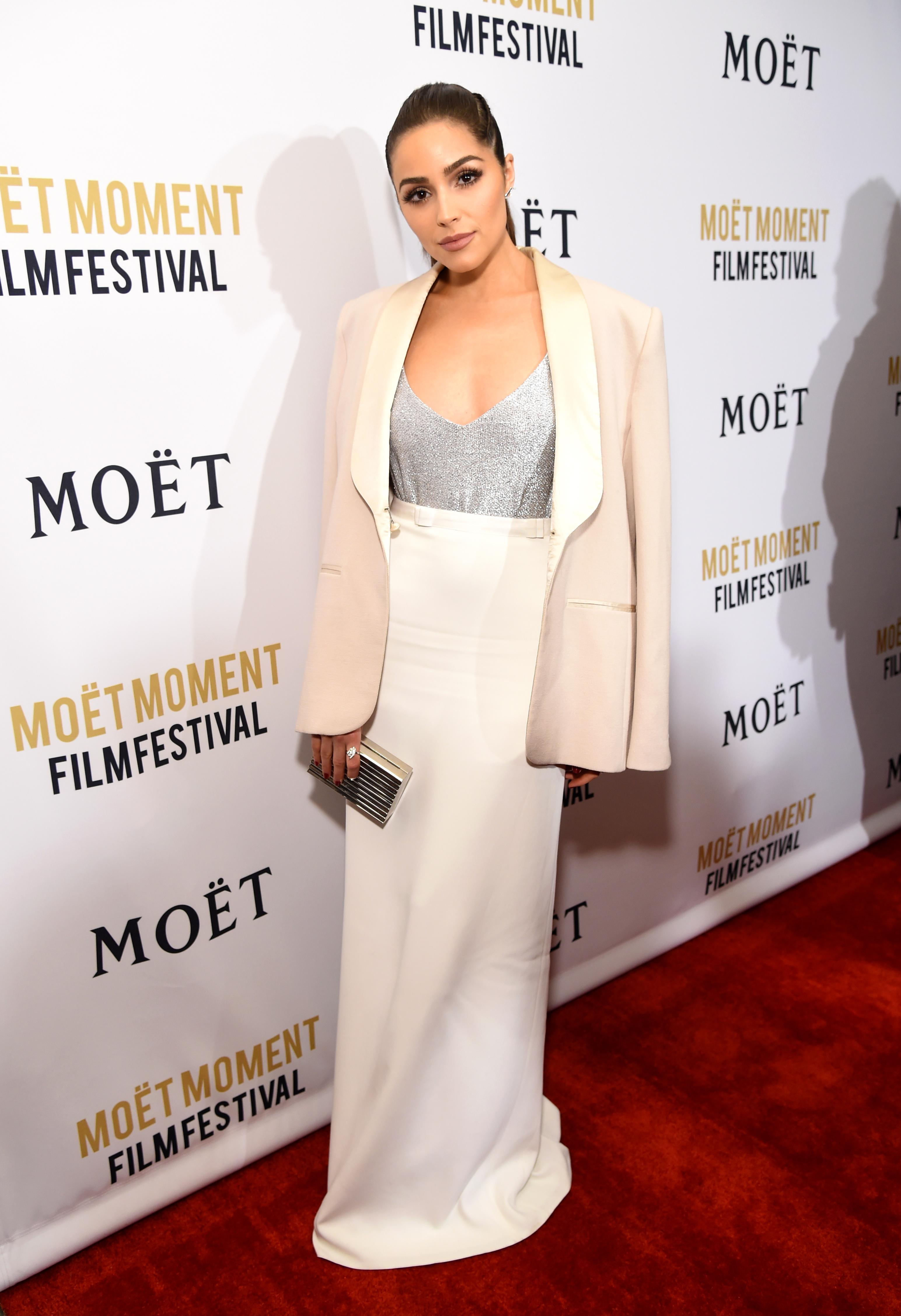 Moet & Chandon Celebrates The 2nd Annual Moet Moment Film Festival and Kicks off Golden Globes Week
