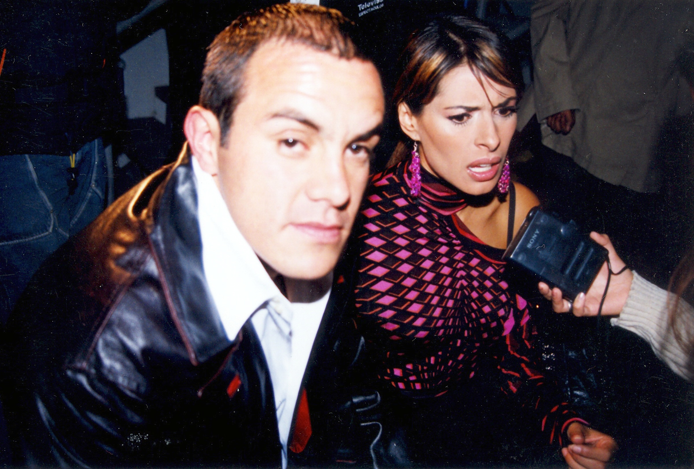 Cuauhtemoc Blanco y Galilea Montijo