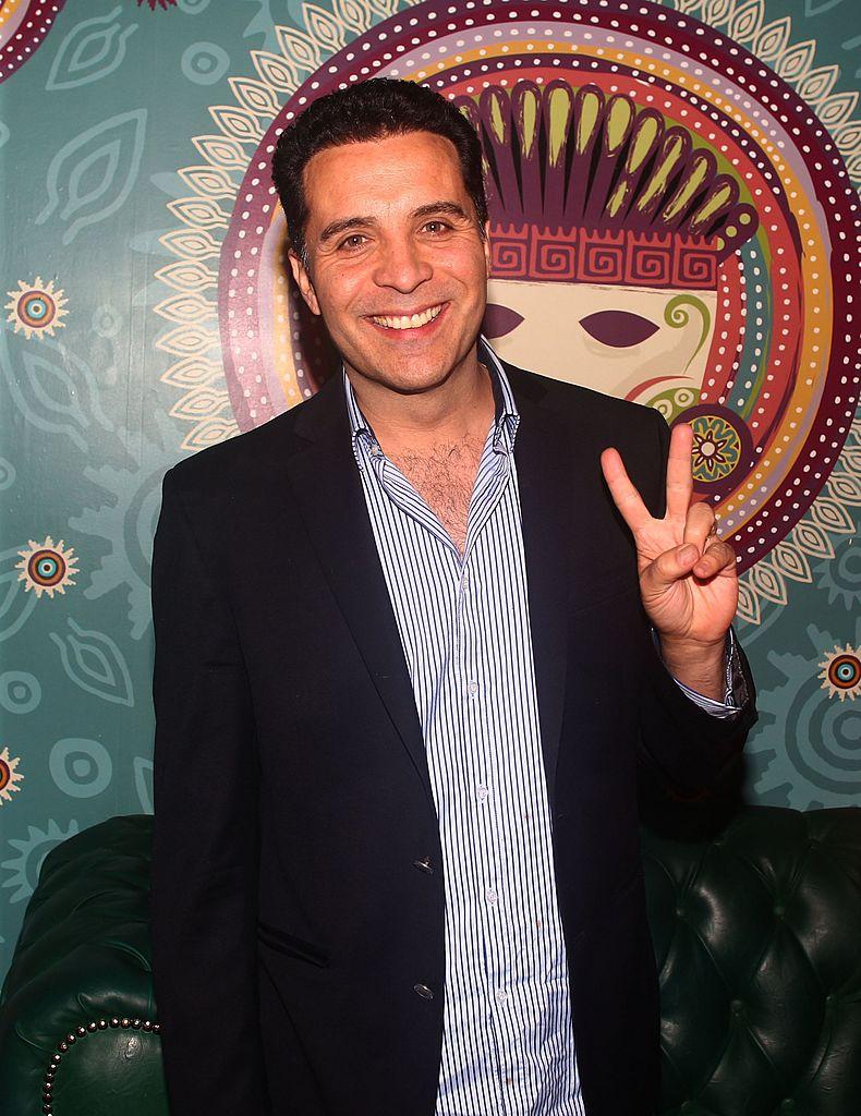 Press Conference Of Felipe Najera