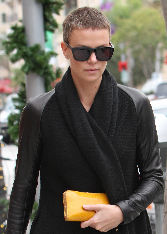 Celebrity Sightings In Los Angeles - December 23 2012