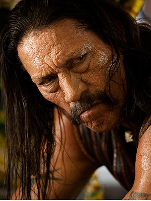 Danny Trejo como Machete
