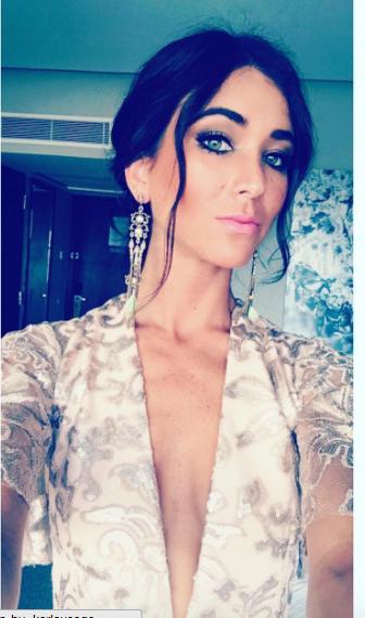 10 fotos de la joven novia de Alejandro Fernandez 7b