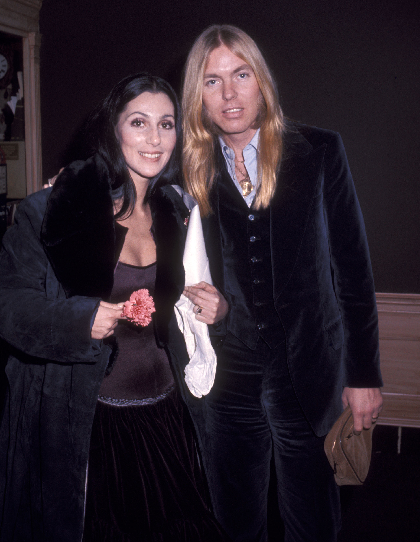 Cher y Gregg Allman