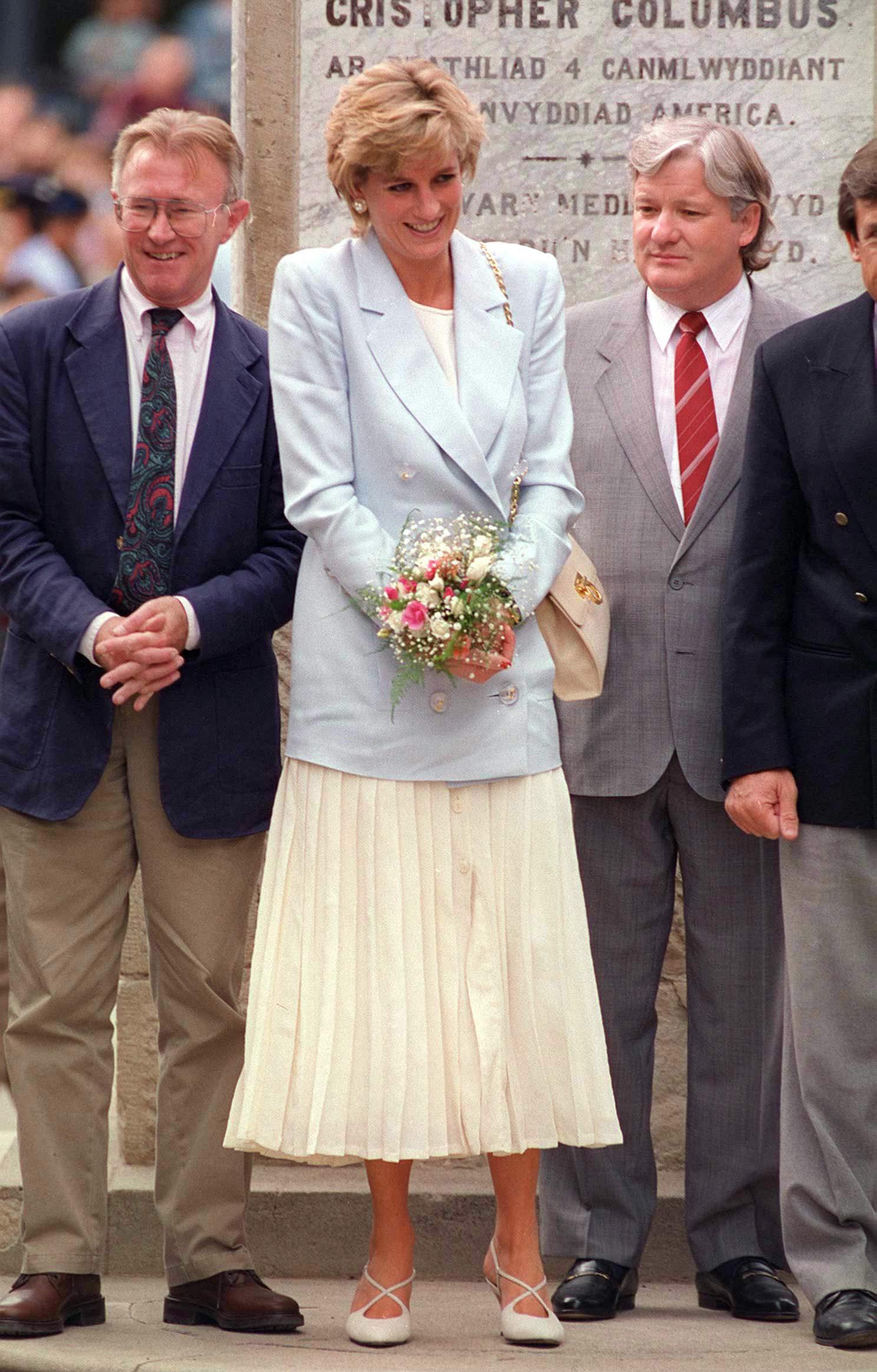 Princessa Diana, Lady Di, estilo, style