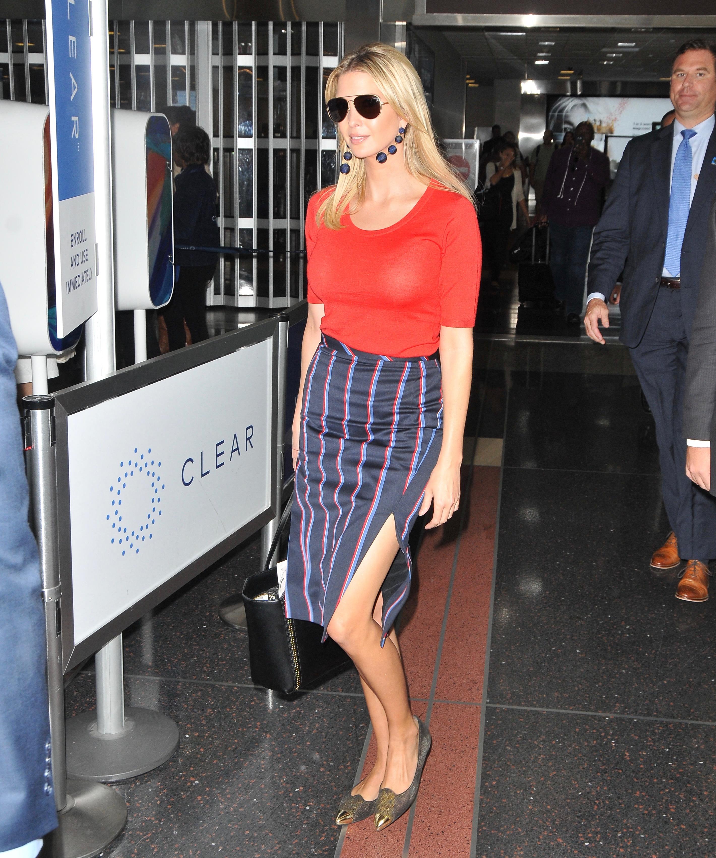 Ivanka Trump, looks, estilo, style