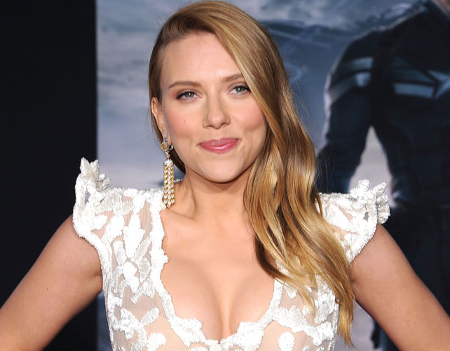 Scarlett Johansson para articulo
