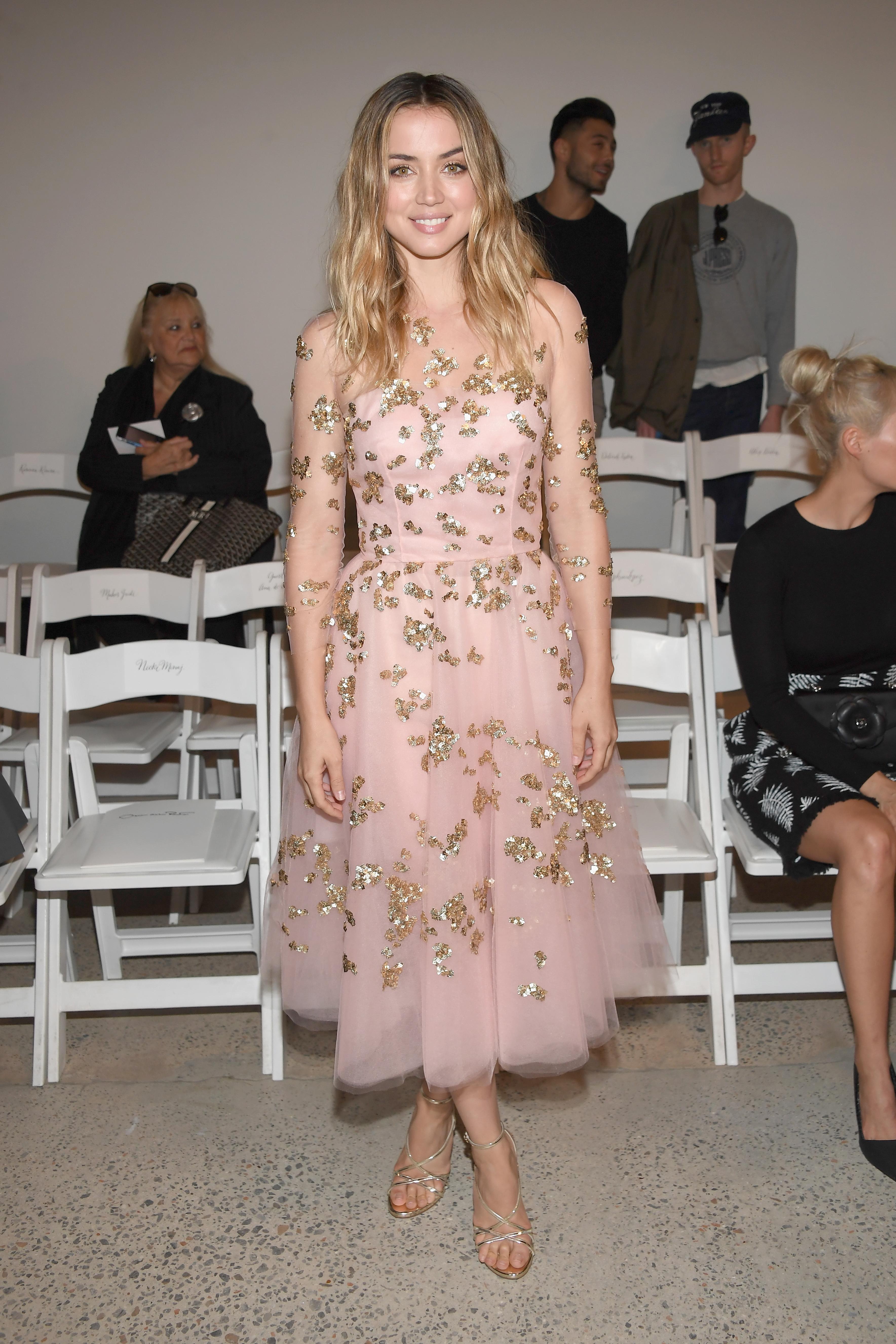 Oscar De La Renta - Front Row - September 2017 - New York Fashion Week