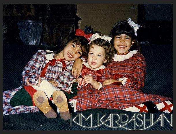 Kim Kardashian, Kourtney Kardashian, Khloé Kardashian