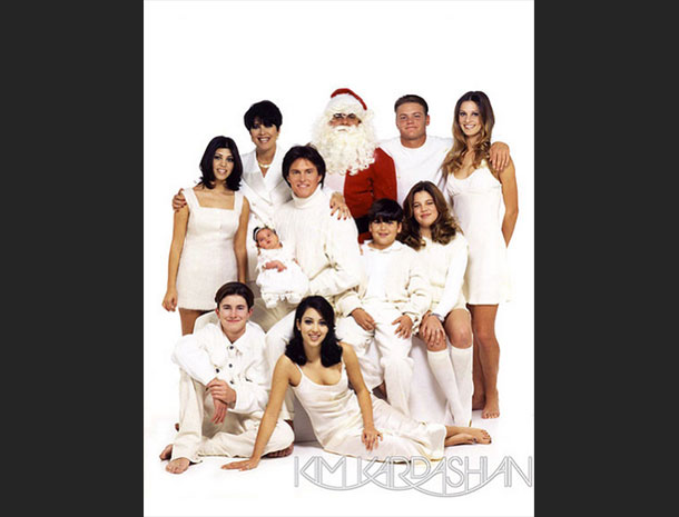 Rob Kardashian, Kris Jenner, Khloe Kardashian, Kylie Jenner, Kendall Jenner, Kim Kardashian, Bruce Jenner, Kourtney Kardashian