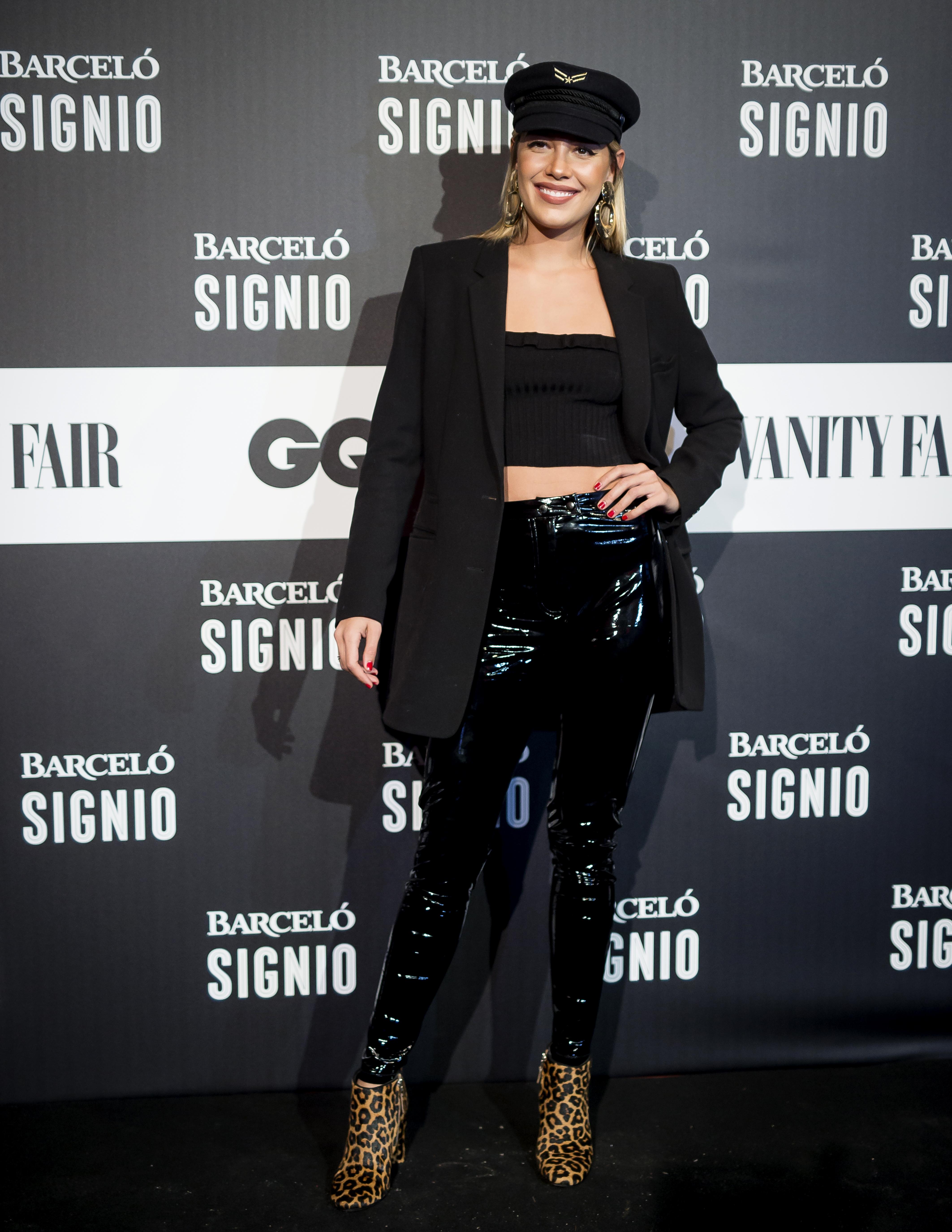 Michelle Salas, looks, estilo