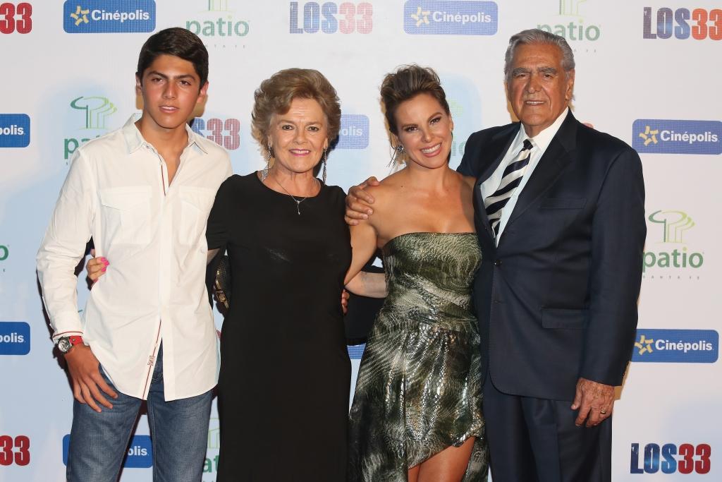 Kate del Castillo y Eric del Castillo