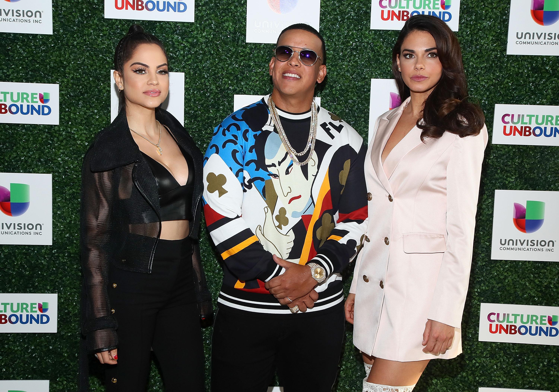 Natti Natasha, Daddy Yankee, Livia Brito