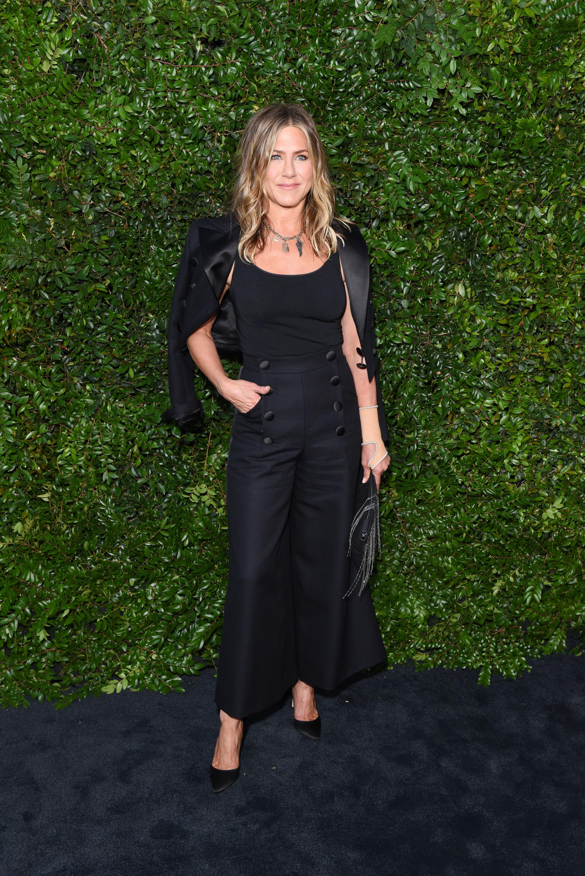 Jennifer Aniston, look, estilo