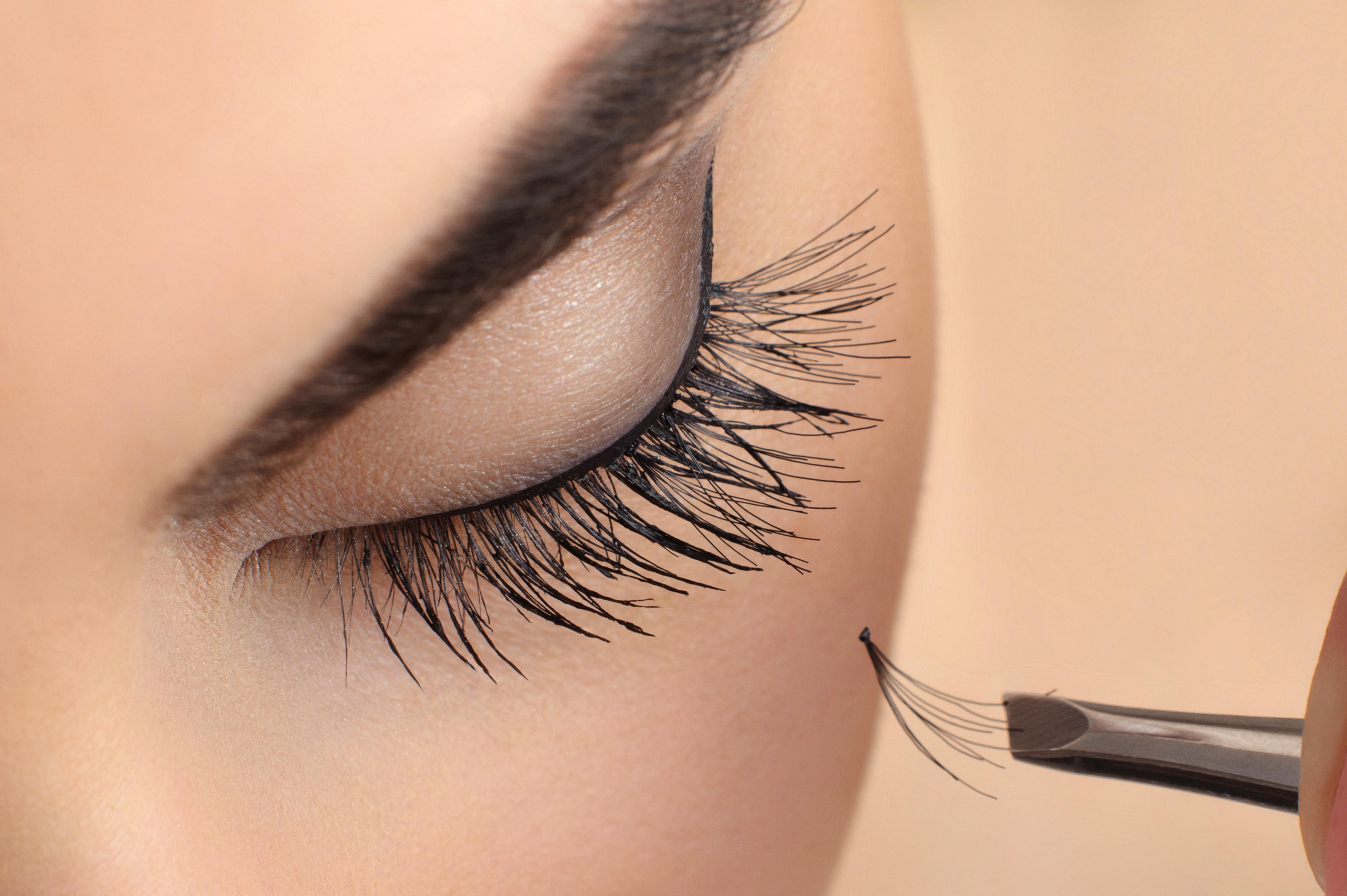 pestañas postizas, consejos, beauty tips,