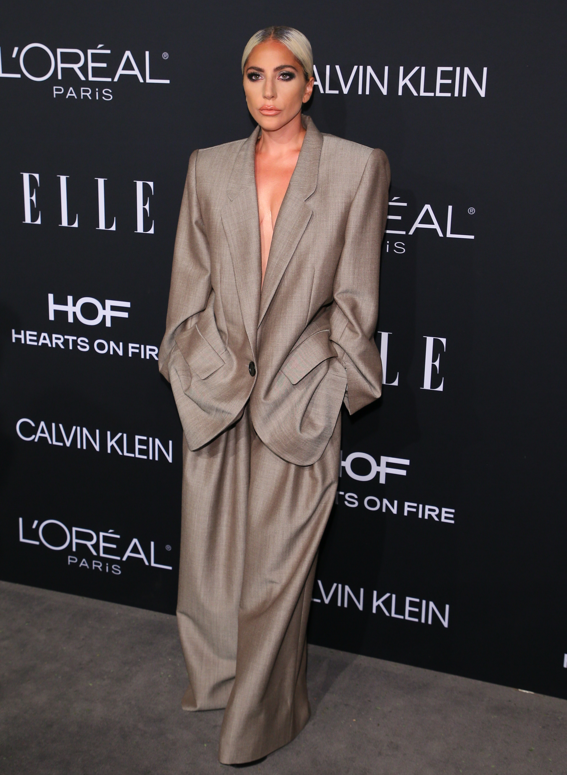 Lady Gaga, 25th Annual ELLE Women in Hollywood Celebration