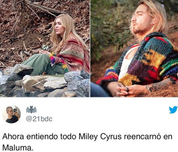 Miley Vs. Maluma
